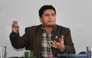 रविन्द्र अधिकारी, सभापति, विकास समिति