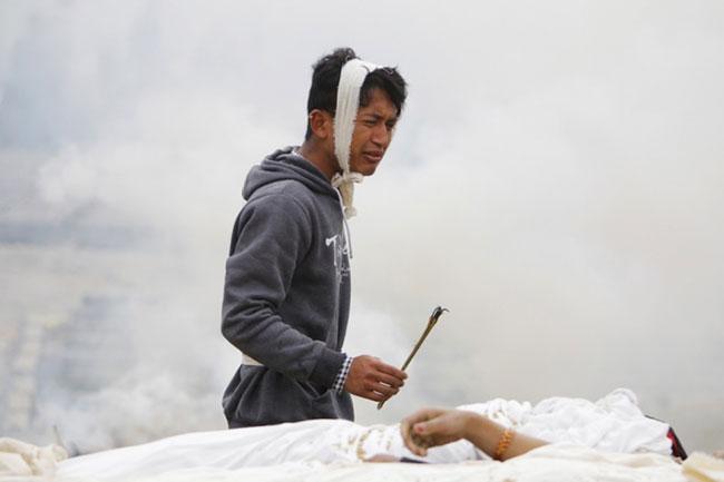 Eatrh Quick Pain At Nepal  (2)