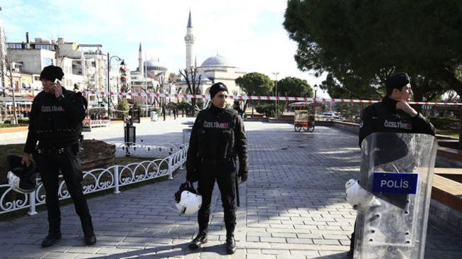 Istanbul-Police