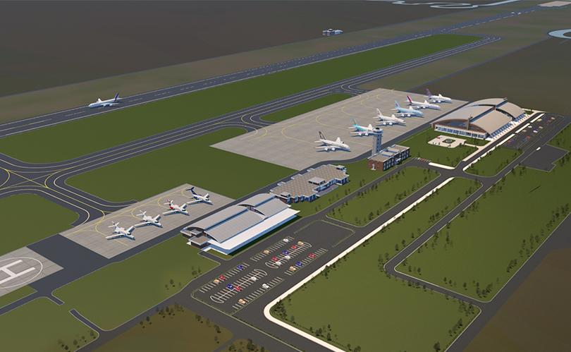 Gautam Buddha International Airport (8)