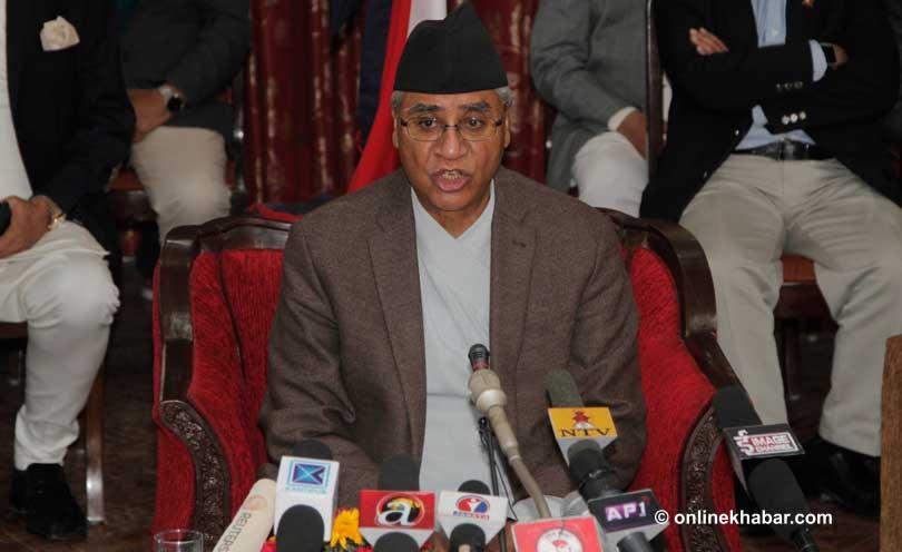 Sher Bahadur Deuba resigns, KP Sharma Oli becomes Nepal PM